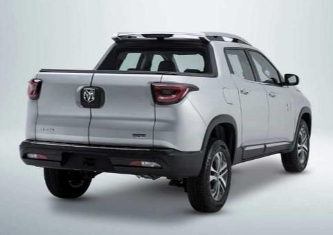 Пикап Fiat Toro будут выпускать под другим брендом 2