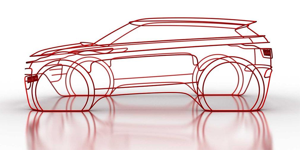Названа даты премьеры нового Range Rover Evoque 2