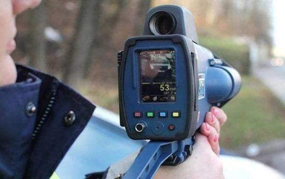 Сколько украинских водителей уже оштрафовали с помощью радаров TruCam 1