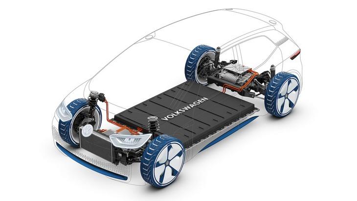 Германия потратит 1 миллиард евро на стимулирование производства батарей для электромобилей 1