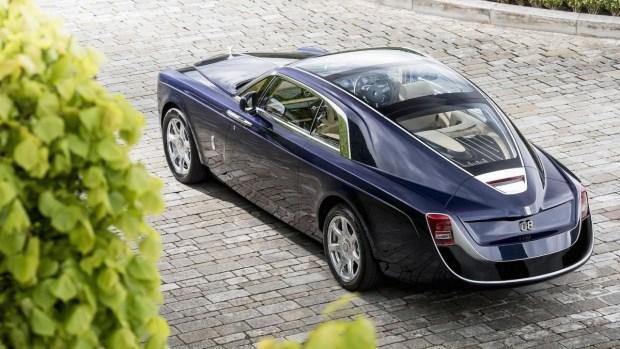 Rolls-Royce запустит в производство самый дорогой автомобиль в мире 2