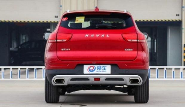 Great Wall выпустит бюджетный вариант нового кроссовера Haval H4 3