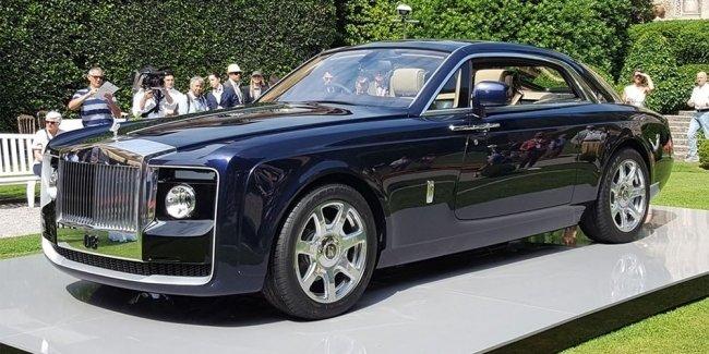 Rolls-Royce запустит в производство самый дорогой автомобиль в мире 1