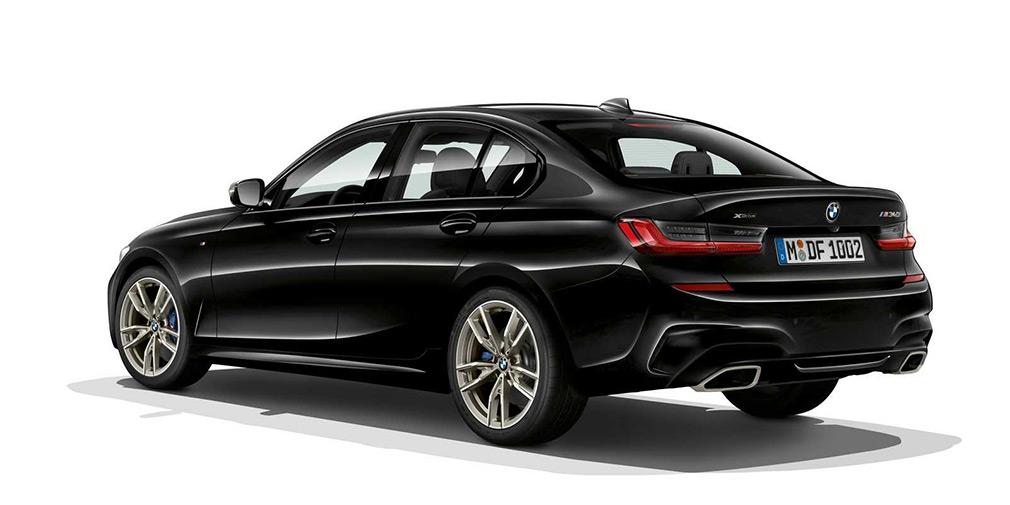 BMW представила самую мощную «тройку» 2