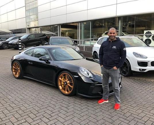 Ведущий Top Gear разбил свой Porsche 911 GT3 Touring 1