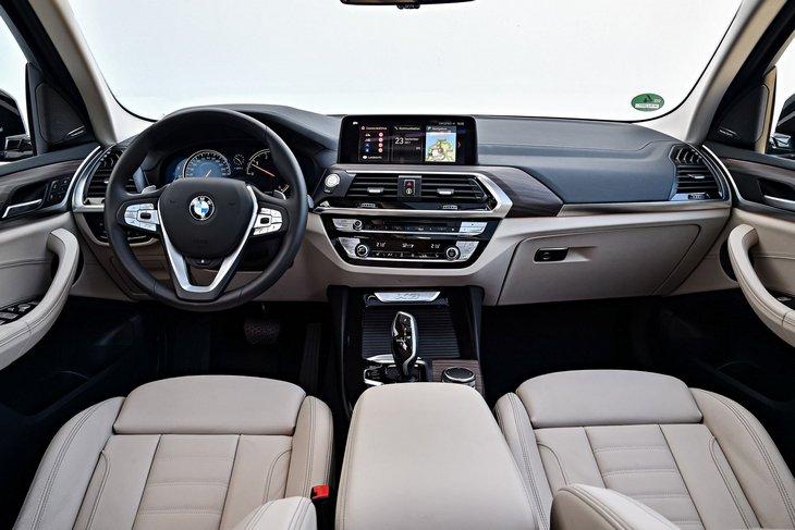 BMW начнет выпуск гибридных кроссоверов Х3 и Х5 2