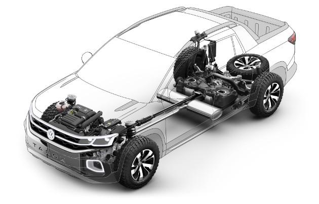 Новый VW Amarok может быть выпущен совместно с Ford 1