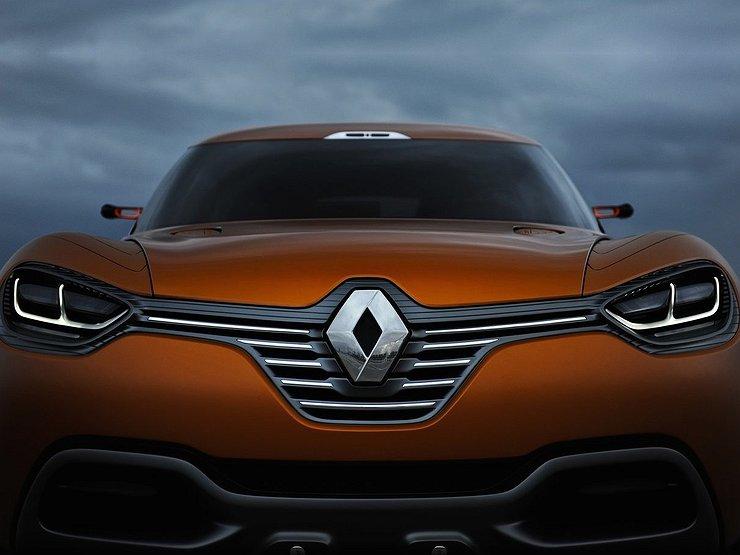 Появились свежие подробности о новом Renault Captur 1