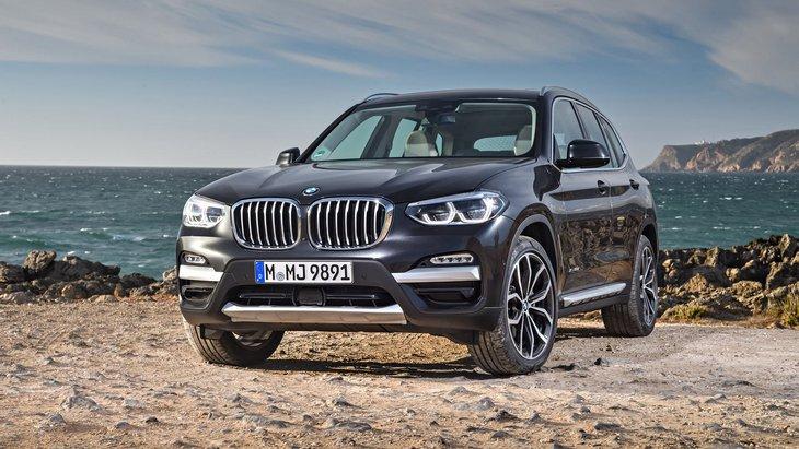BMW начнет выпуск гибридных кроссоверов Х3 и Х5 1