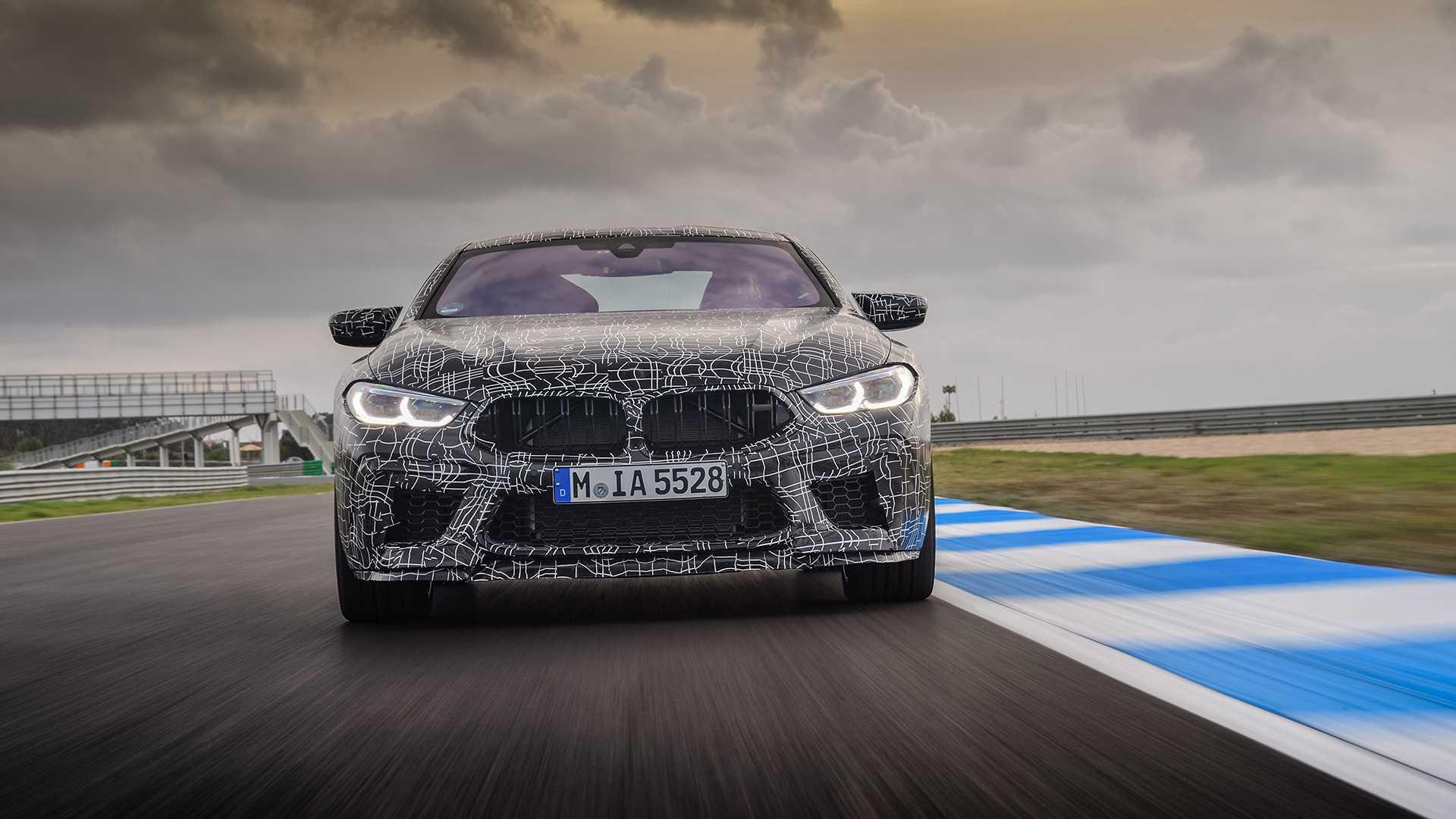 600-сильная BMW M8 выйдет в трёх типах кузова 1