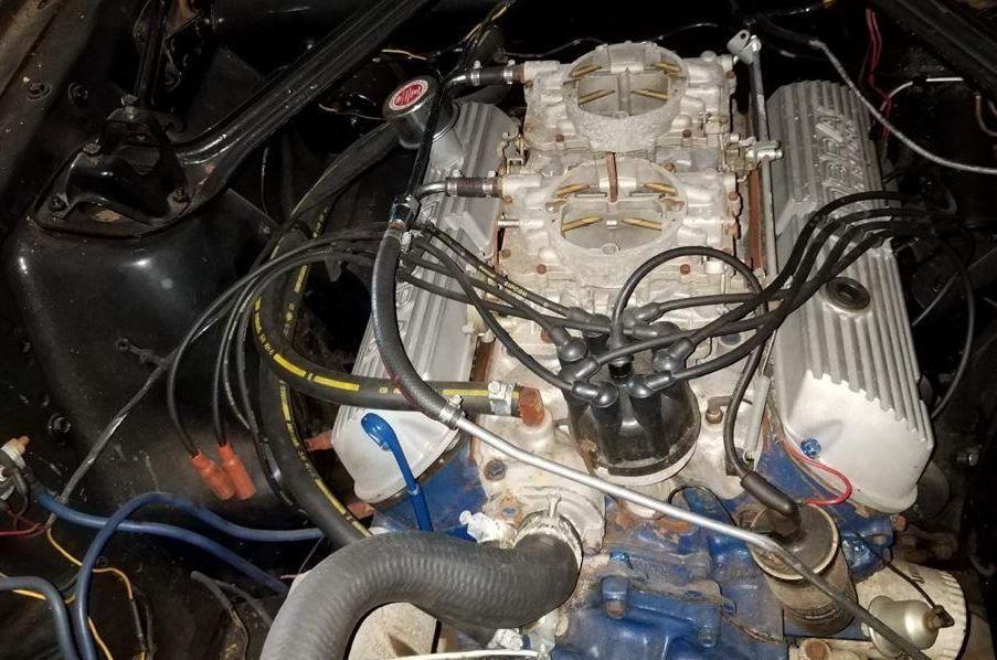 Редчайший коллекционный Ford Mustang нашли в заброшенном гараже 2