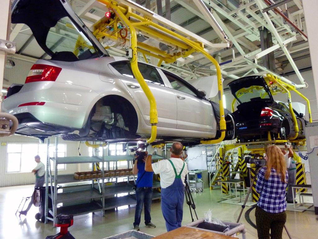 Украинское автопроизводство продолжает резко сокращаться 1