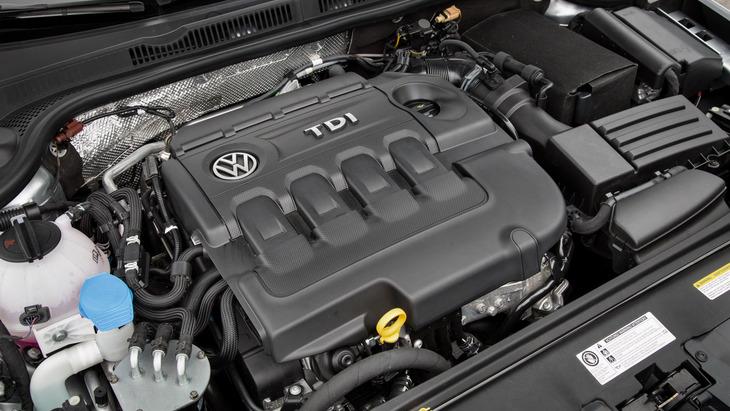 Volkswagen и Mercedes за свой счет заменят дизельные моторы на старых моделях 1