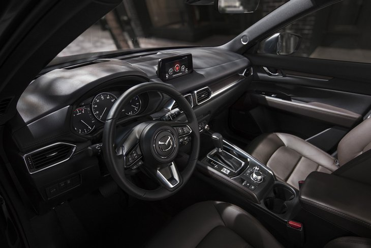 Mazda представила обновленный кроссовер CX-5 2019 модельного года 3