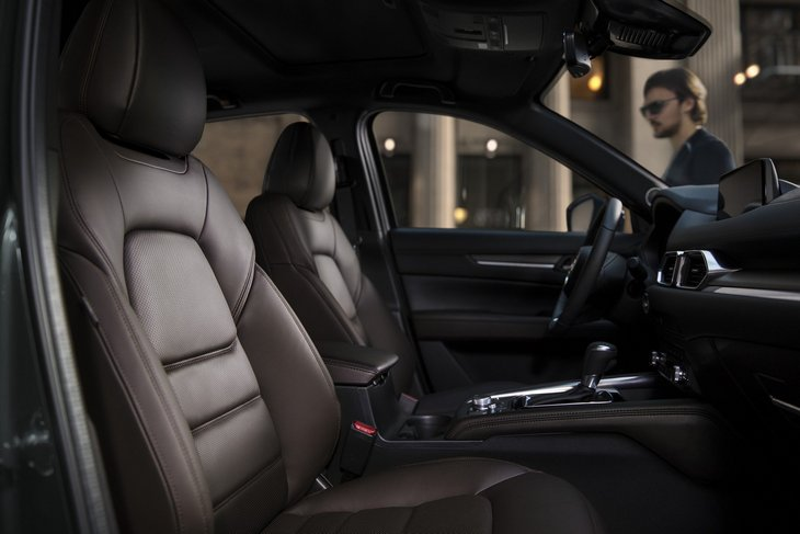 Mazda представила обновленный кроссовер CX-5 2019 модельного года 4