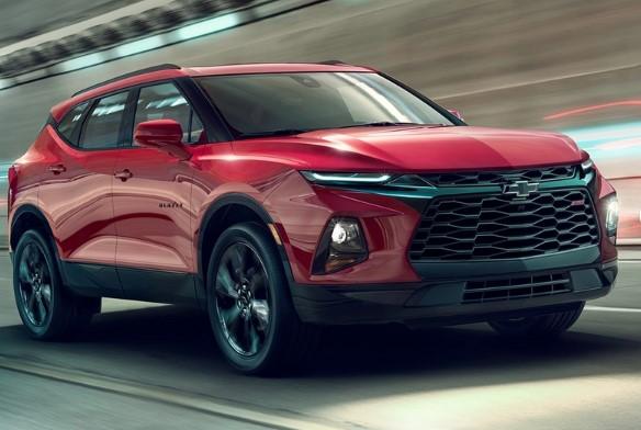 Chevrolet интригует новым кроссовером и таинственной моделью 1