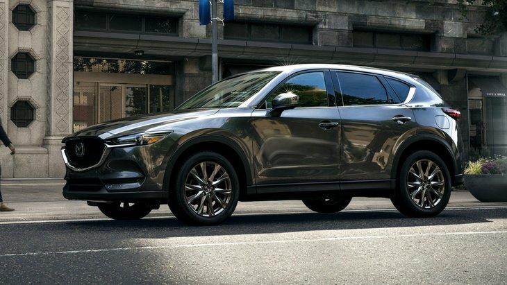 Mazda представила обновленный кроссовер CX-5 2019 модельного года 1