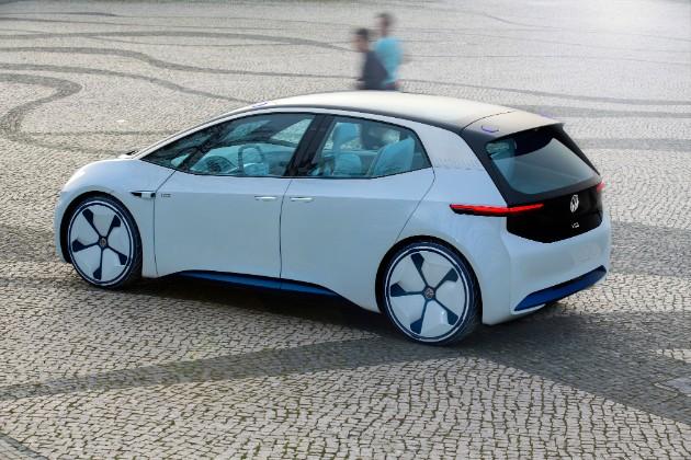 Названа примерная стоимость электрокаров Volkswagen 2