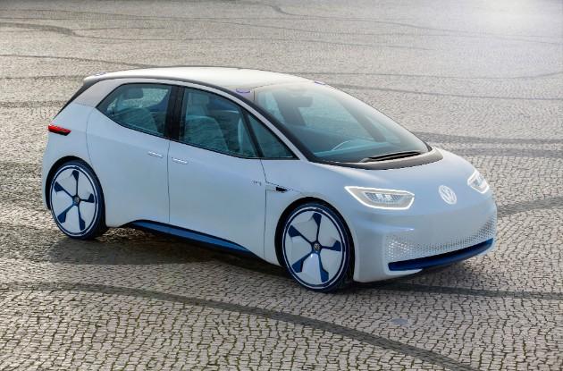 Названа примерная стоимость электрокаров Volkswagen 1