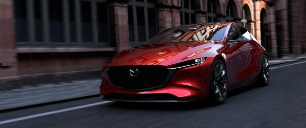 Mazda анонсировала премьеру «тройки» нового поколения 1