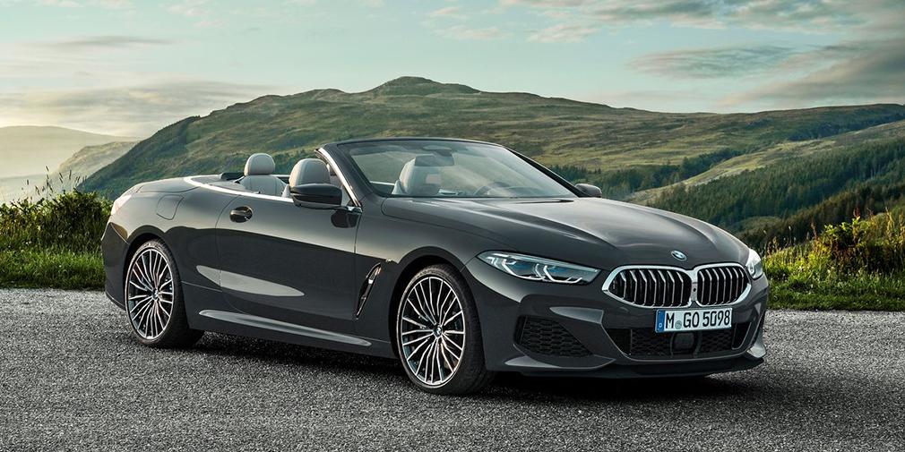 BMW начала производство кабриолета 8-Series 1