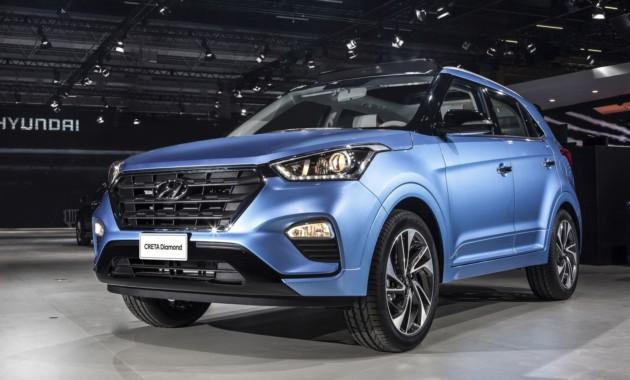 Hyundai презентовал новую Creta 2