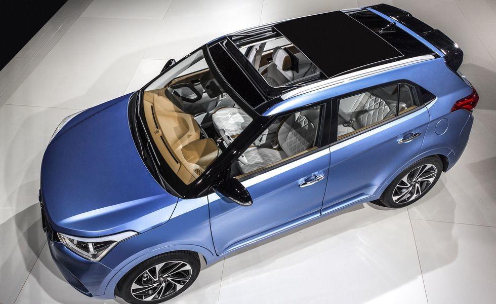 Hyundai презентовал новую Creta 3