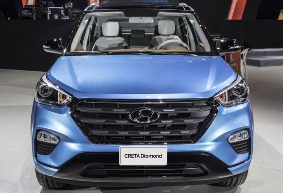 Hyundai презентовал новую Creta 1