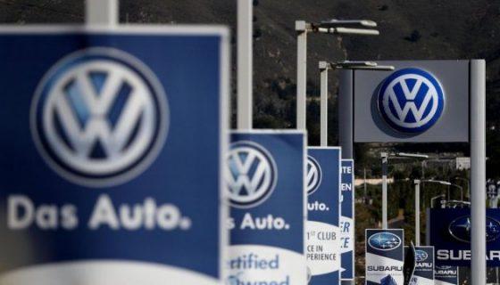 Жители Германии подали в суд на Volkswagen 1