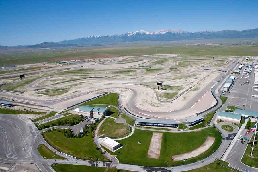 Geely купила гоночную трассу в США 1