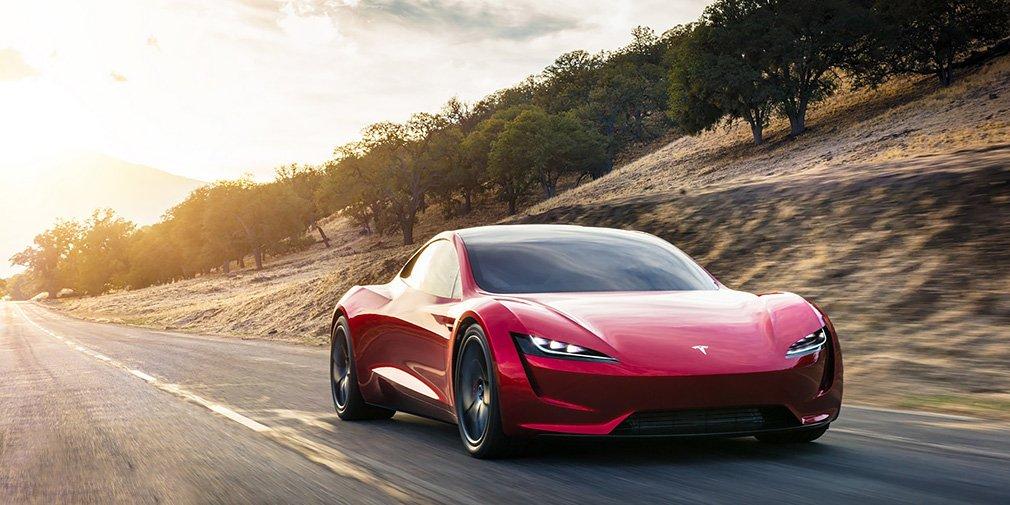Илон Маск пообещал выпустить самый быстрый спорткар в мире 1