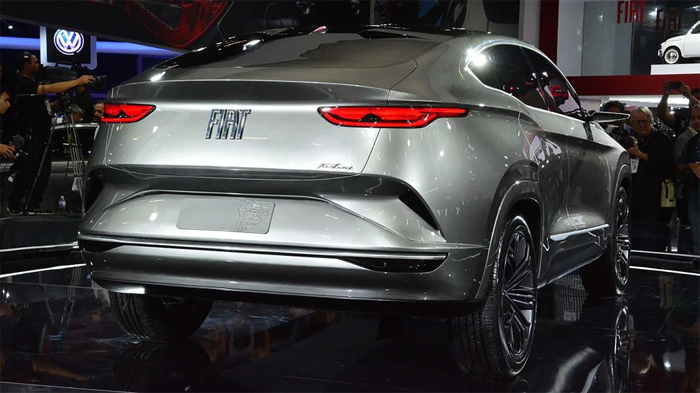 Fiat представил новый купе-кроссовер 2