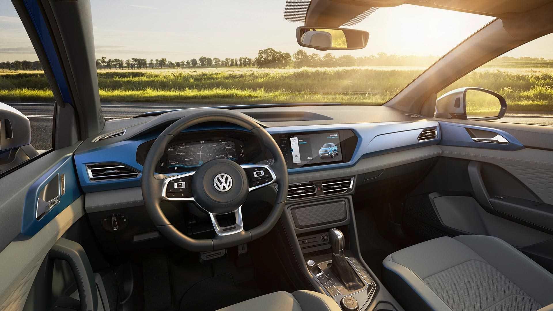 Volkswagen рассекретил пикап-трансформер 3