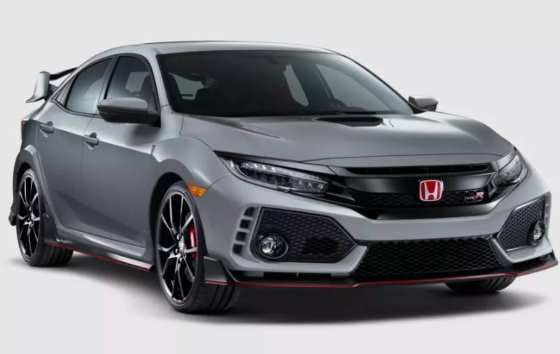 Honda улучшила Civic Type R 1