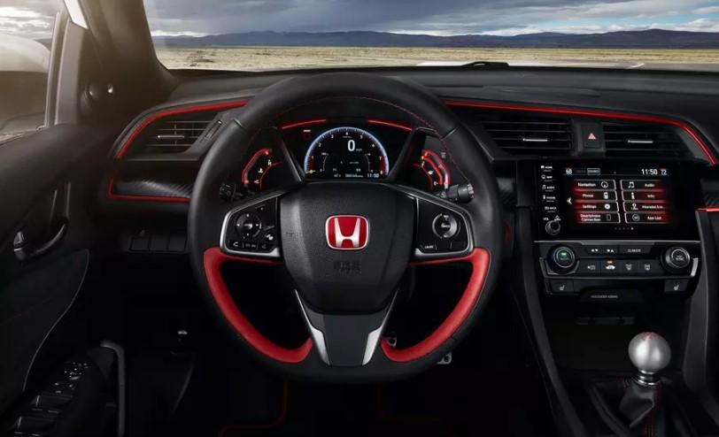 Honda улучшила Civic Type R 2