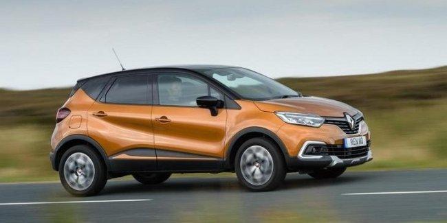 Новое поколение Renault Captur получит заряжаемый гибридный мотор 1