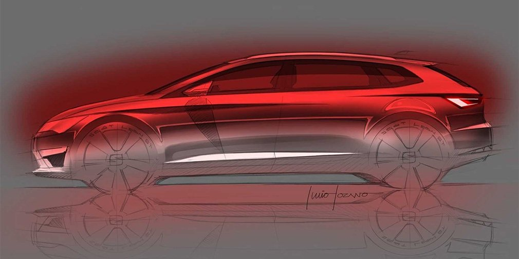Seat покажет в Женеве дизайн своих будущих моделей 1