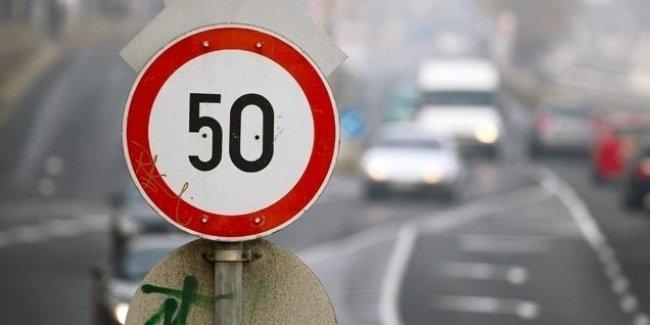 На дороги Киева вернулось ограничение скорости до 50 км/ч 1