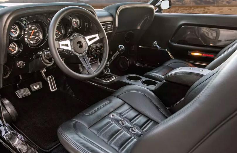 Ford Mustang Boss 429 «возродился» с 9,0-литровым мотором 2
