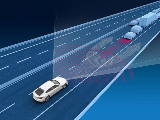 Производитель коробки передач научит автомобили смотреть за угол 1