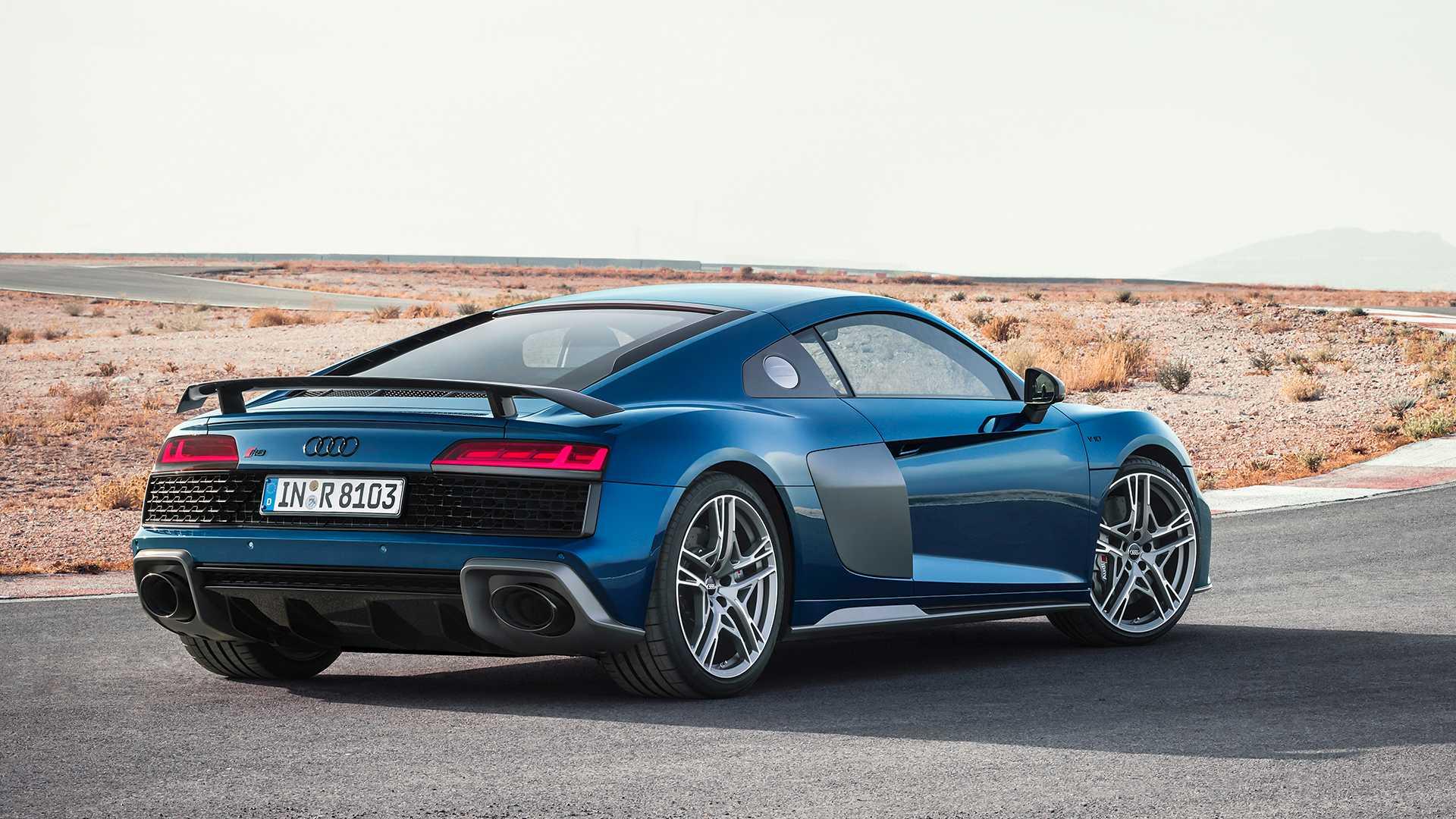 Audi тестирует каждый R8 на дорогах перед выдачей клиенту 2