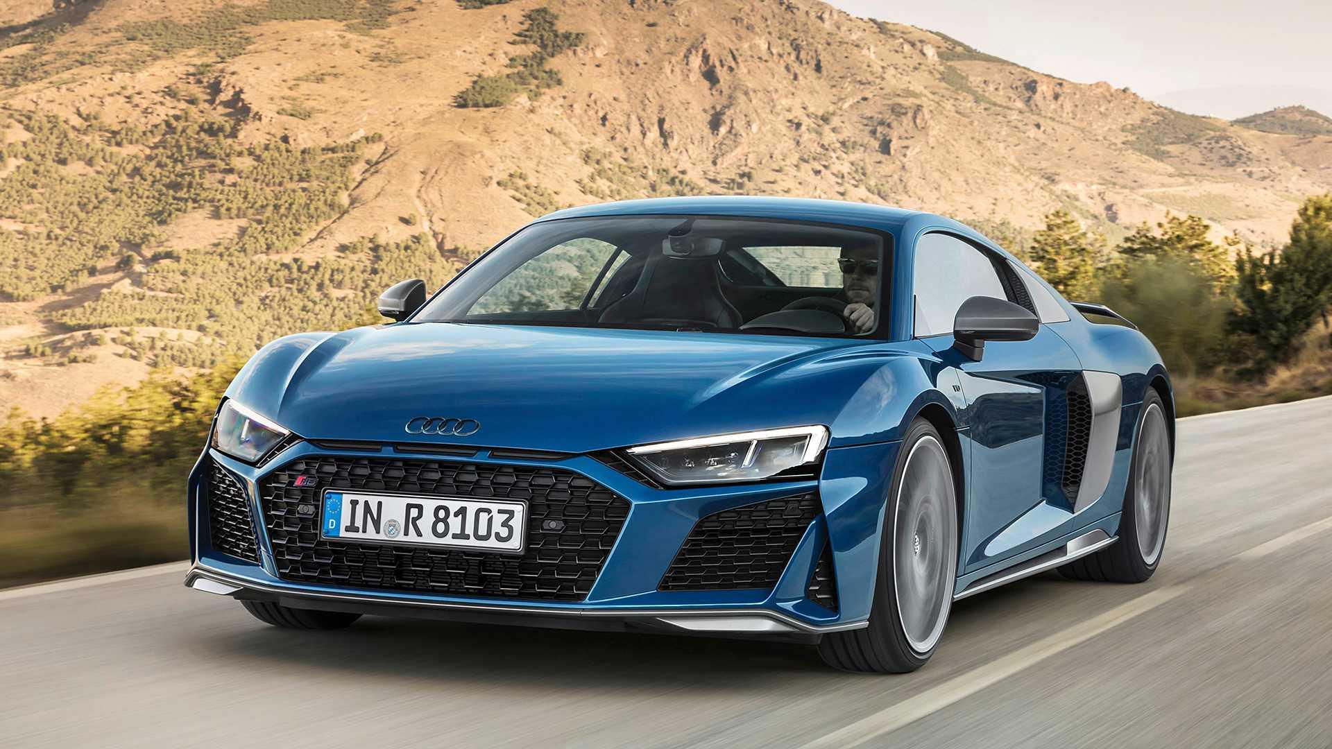 Audi тестирует каждый R8 на дорогах перед выдачей клиенту 1