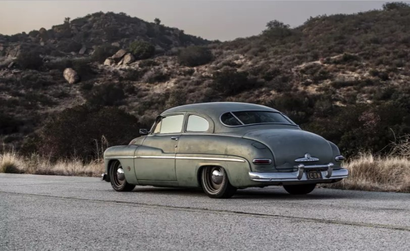 Американцы оснастили классический Mercury электромоторами Tesla 2