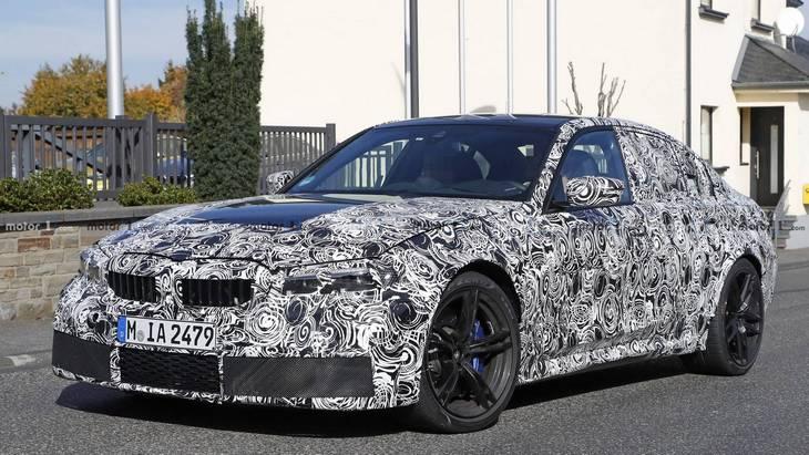 BMW может сохранить механическую КПП на новой M3 1