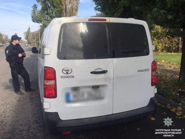 В Днепре нашли автомобиль на еврономерах, который угнали в Германии 1