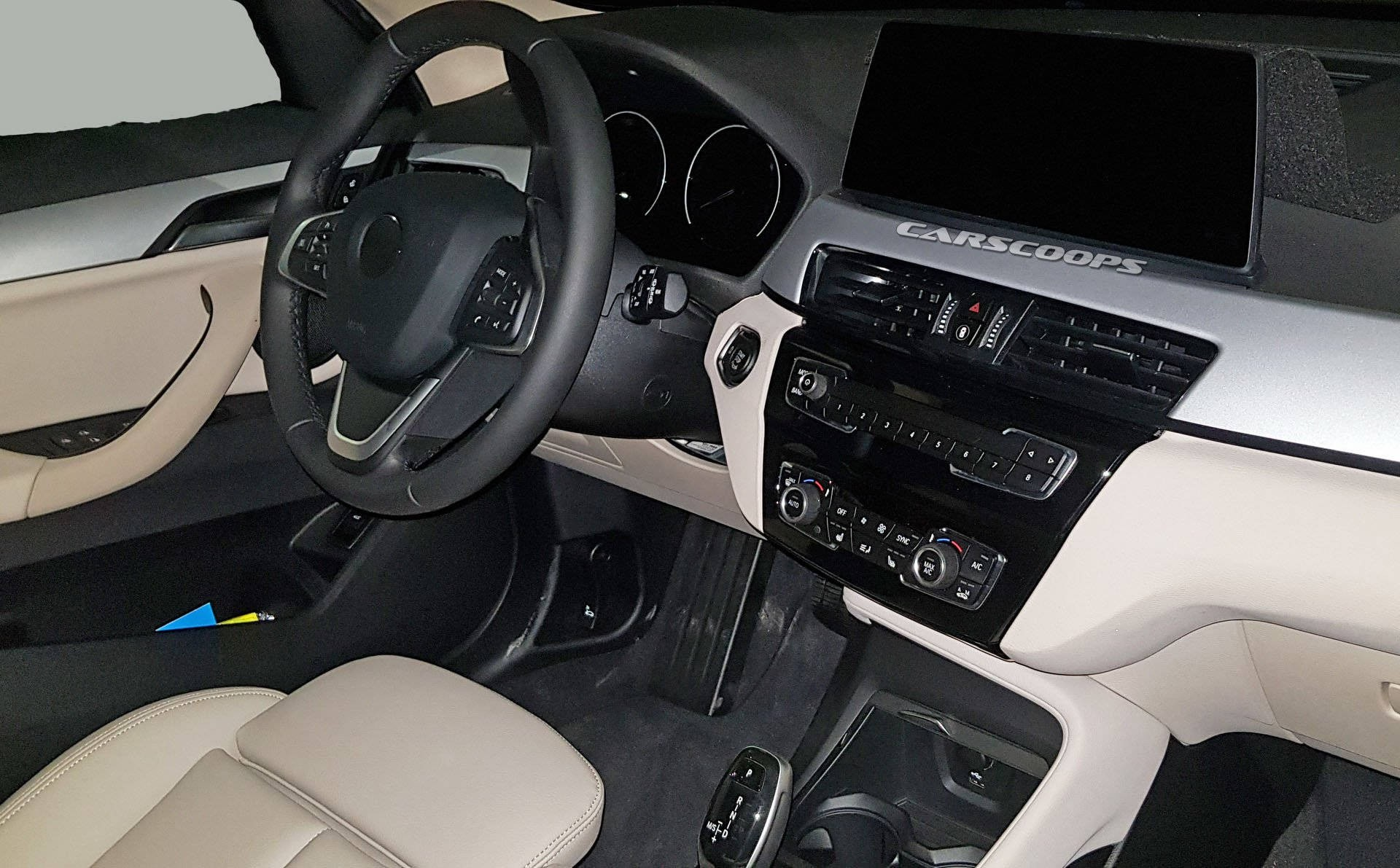 Обновленный BMW X1 2019 года предложит больше технологий 4