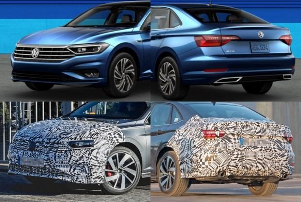 Седан Volkswagen Jetta GLI раскрыл часть своих секретов 2
