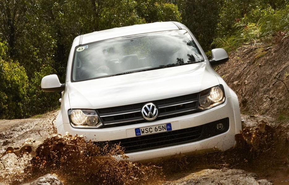 Volkswagen выпустит настоящий внедорожник 1