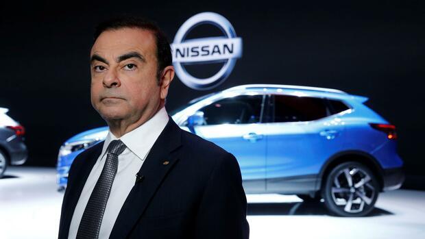 Nissan готовится к выходу из-под контроля Renault 1