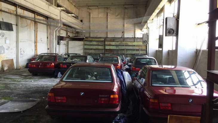 История об 11 новых BMW E34 в Болгарии получила неожиданную развязку 1